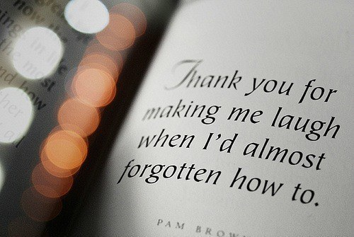 An Open Thank You Letter For Your Friendship