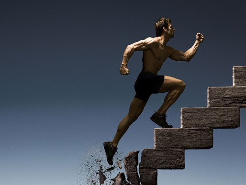The Greatest Stair Workout