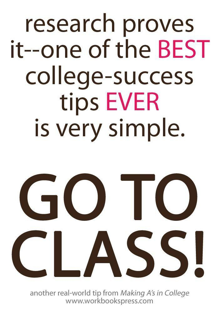 Five Ways To Do College Better The Second Time - college success tips