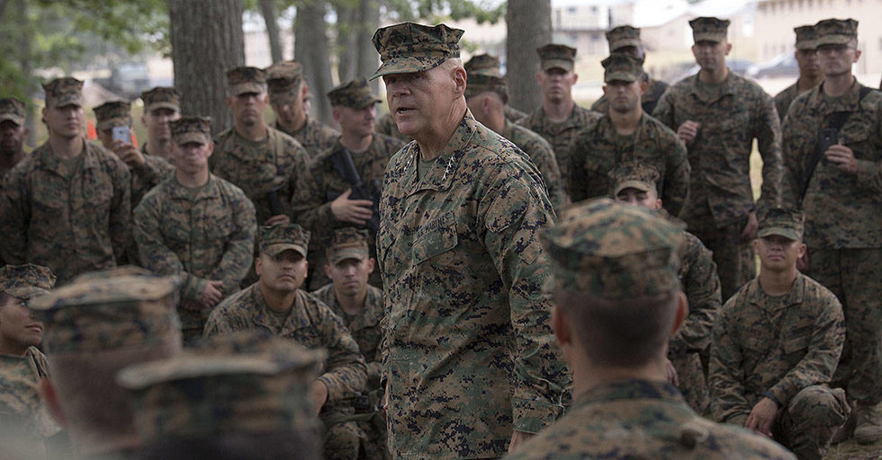 Why the Marines are cutting the Infantry Assaultman specialty - We - marines infantry assaultman