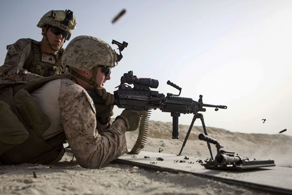 Why Marines replaced the SAW with the beloved M27 - We Are The Mighty