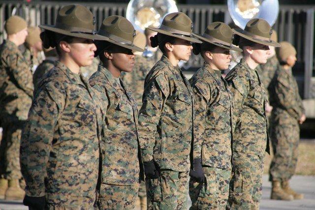 The 7 Everyday Struggles Of Women In The Military We Are