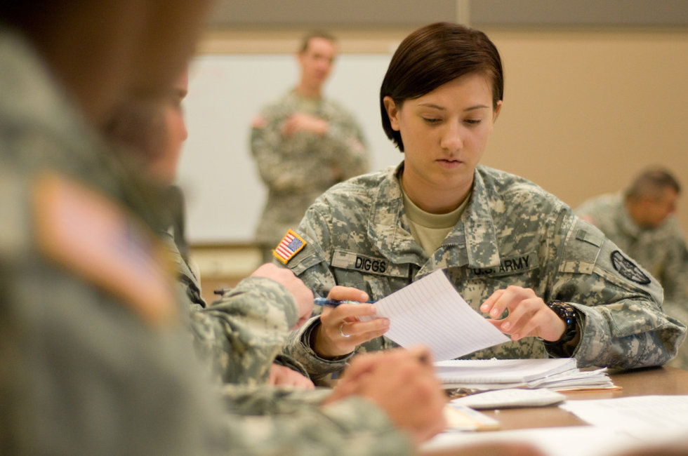 The 7 enlisted jobs with awesome entry-level salaries - We Are The
