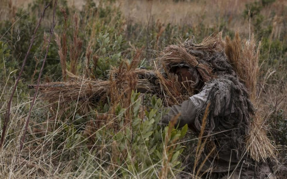 This is what makes Marine scout snipers so deadly - We Are The Mighty