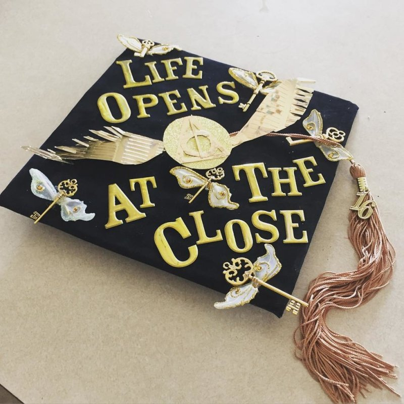 Large Of Graduation Cap Ideas
