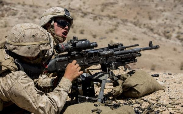 6 different types of machine-gunners you\u0027ll meet in the infantry