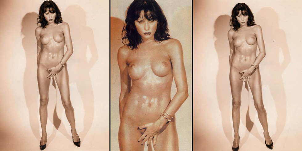 Image result for melania trump nude