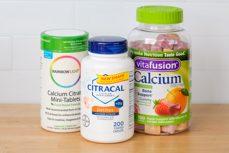The Best Calcium Supplements for 2019 Reviews