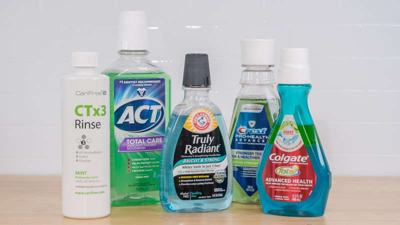 The Best Mouthwash For 2018 Reviewscom