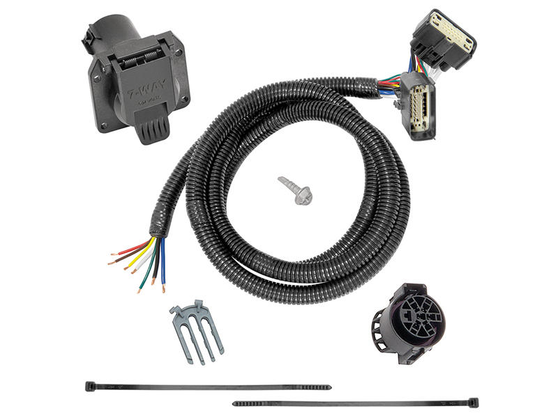 Tekonsha 118283 T-One Connector Wiring Light Kit - 7-Way