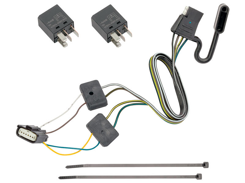 Tekonsha 118285 T-One Connector Wiring Light Kit