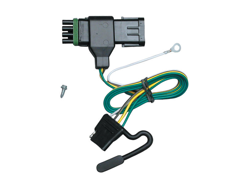 Tow Ready 118319 T-One Connector Wiring Light Kit