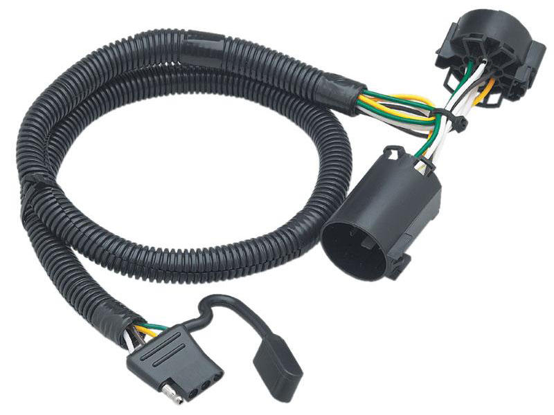 T-One Connector (Requires Factory 7-Way Harness)