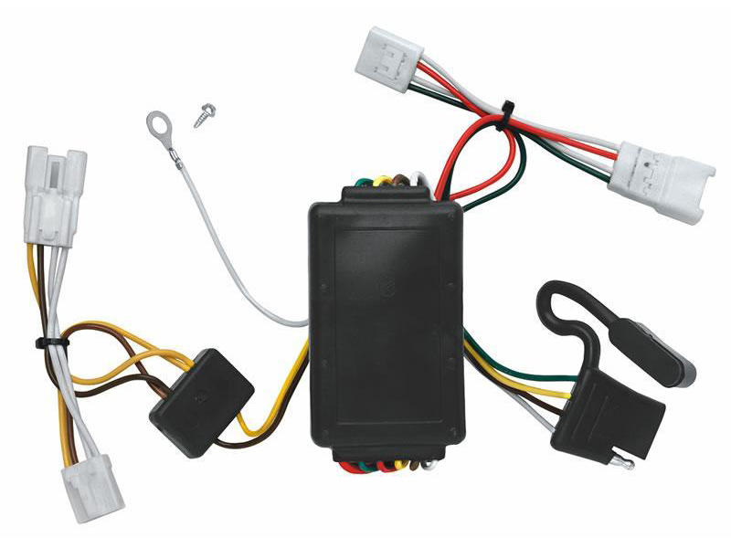 Tow Ready 118433 T-One Connector Wiring Light Kit