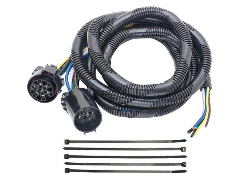 Tow Ready 20140 5th Wheel and Gooseneck Wiring Harness for Ford