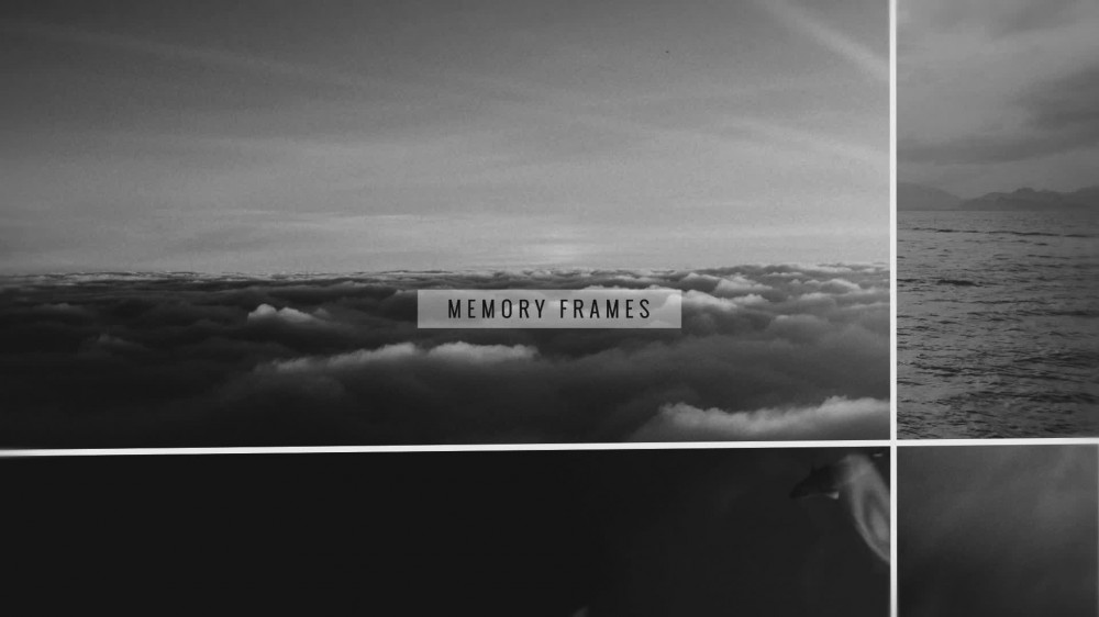 Memory Frames Photo Slideshow - After Effects Template