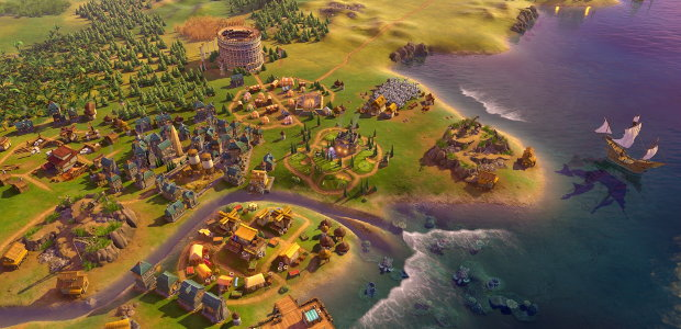 Civilization 6 launches spring update today Rock, Paper, Shotgun - photo of spring