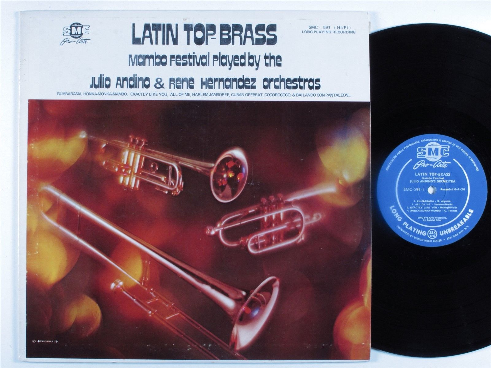 Arte Latin Root Roots Vinyl Guide