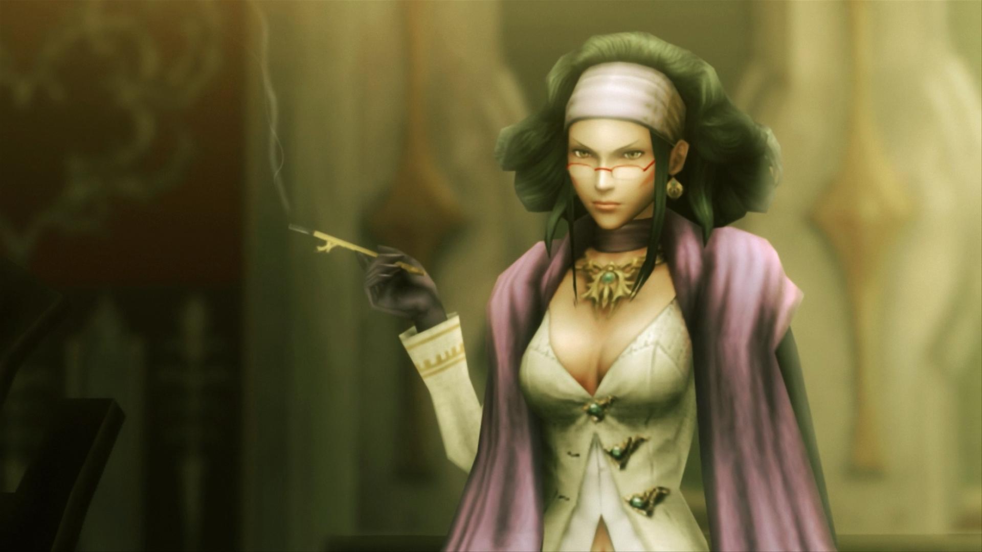 Skyrim Girl Wallpaper New Final Fantasy Type 0 Hd Screenshots Rpg Site