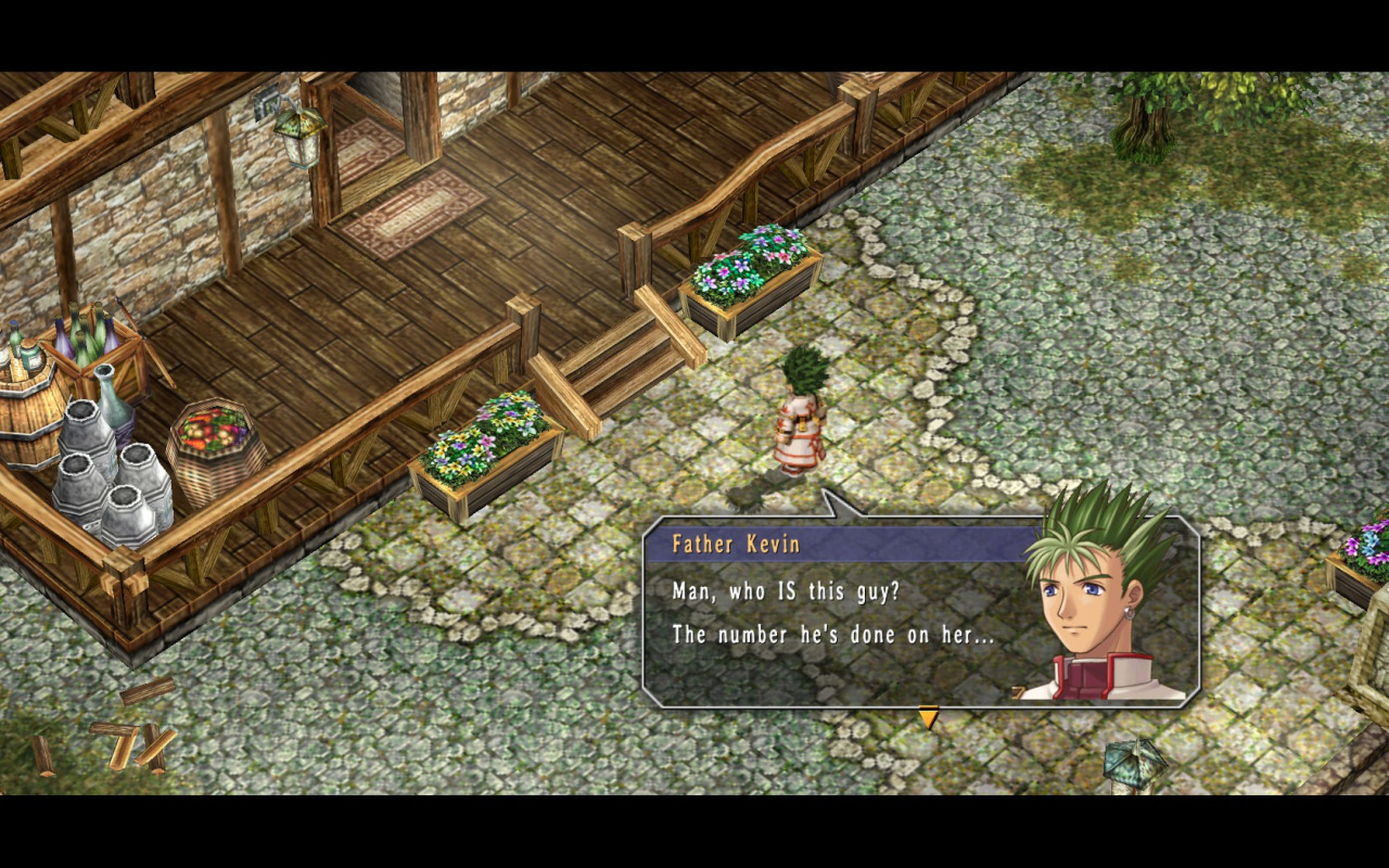 English Pc First English Pc Screenshots For The Legend Of Heroes Trails In