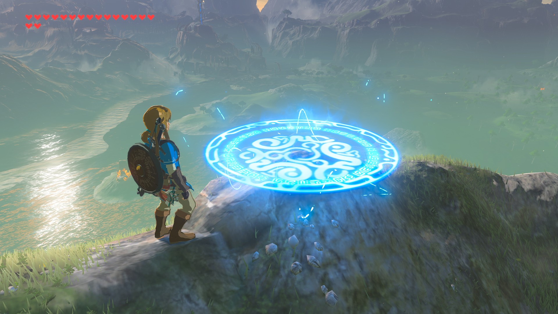 Best Anime Wallpaper Engine The Legend Of Zelda Breath Of The Wild Guide Armor Set