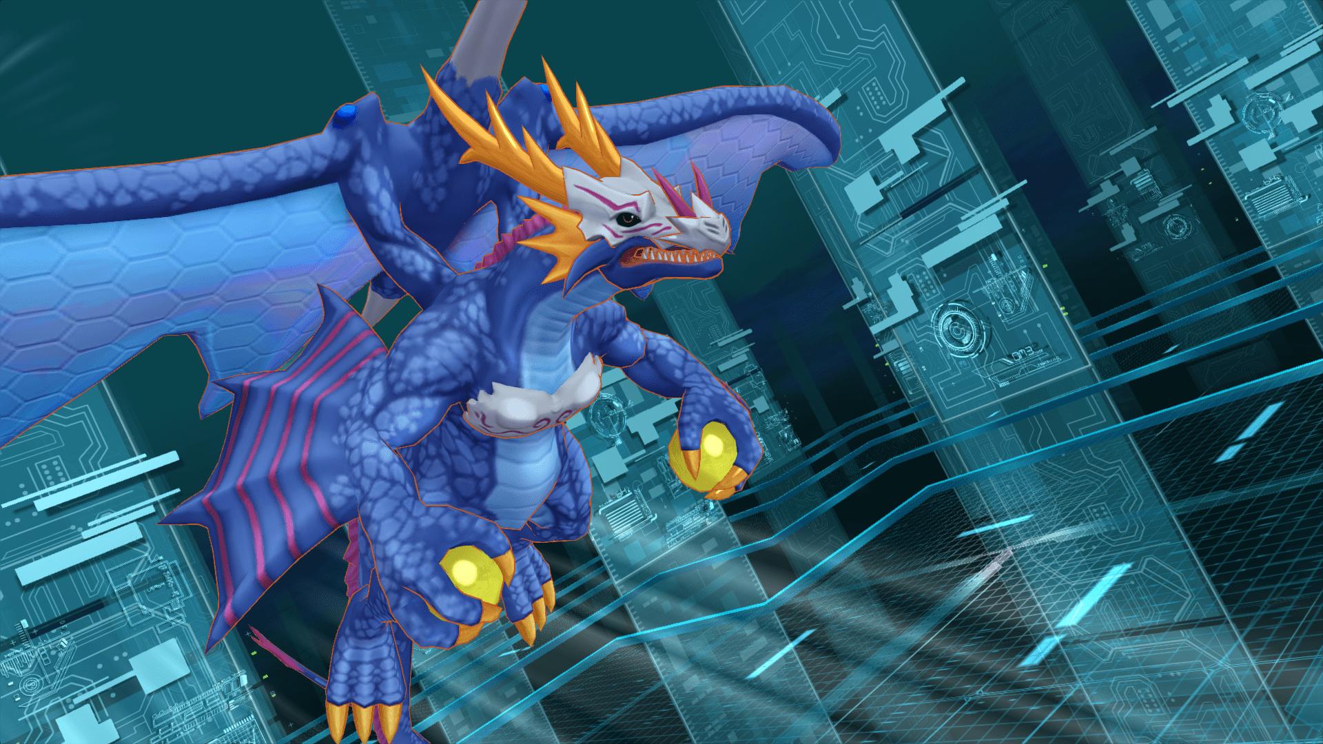 Free 3d Skull Wallpaper New Digimon Story Cyber Sleuth Hacker S Memory