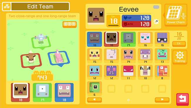 Pokemon Quest Evolution evolve levels list plus how to level up and