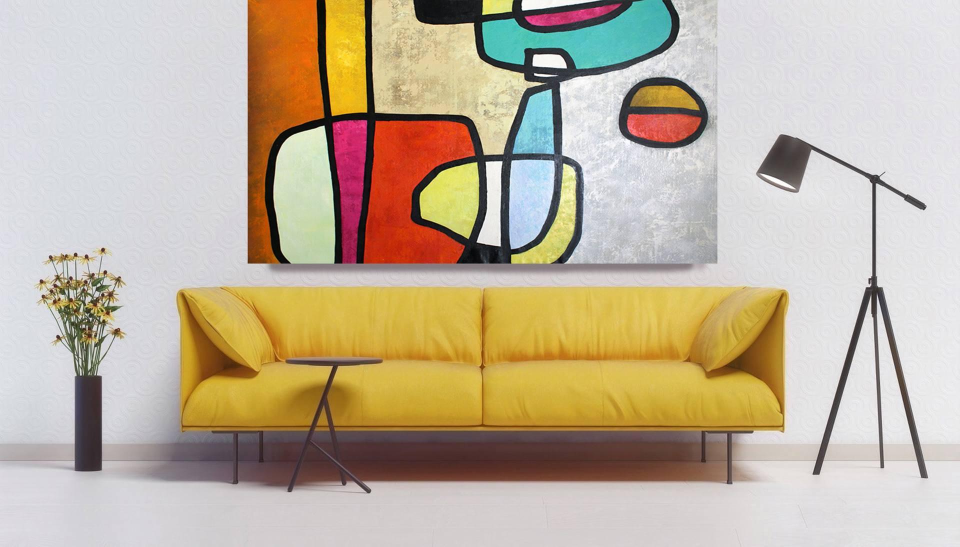 Vibrant Wall Art - Elitflat