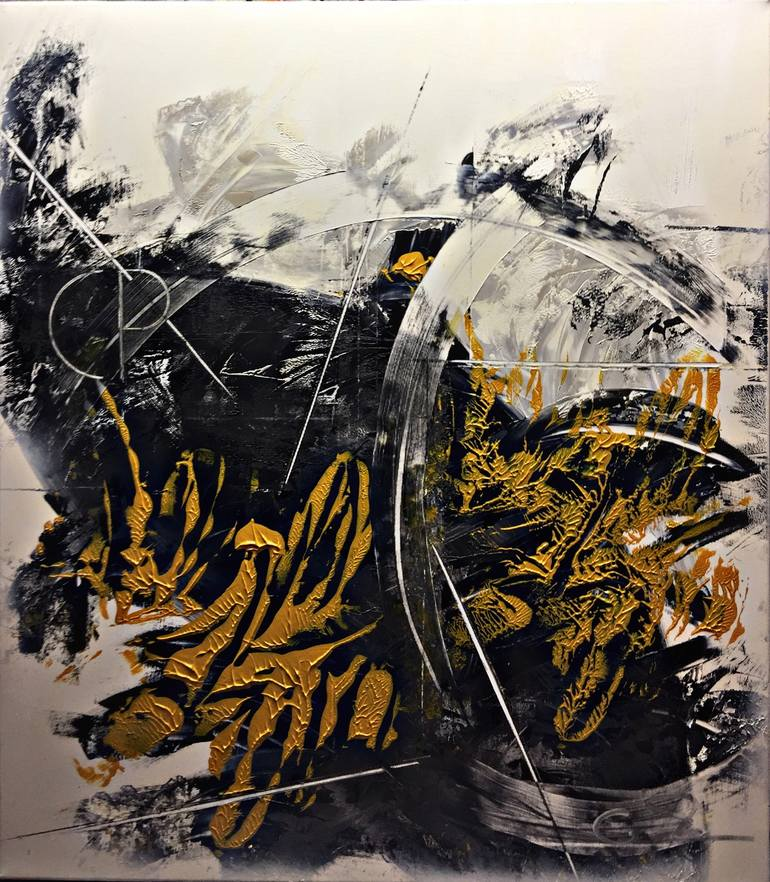 Saatchi Art Copy Paste Painting by Zoran Gajic - cool copy and paste art