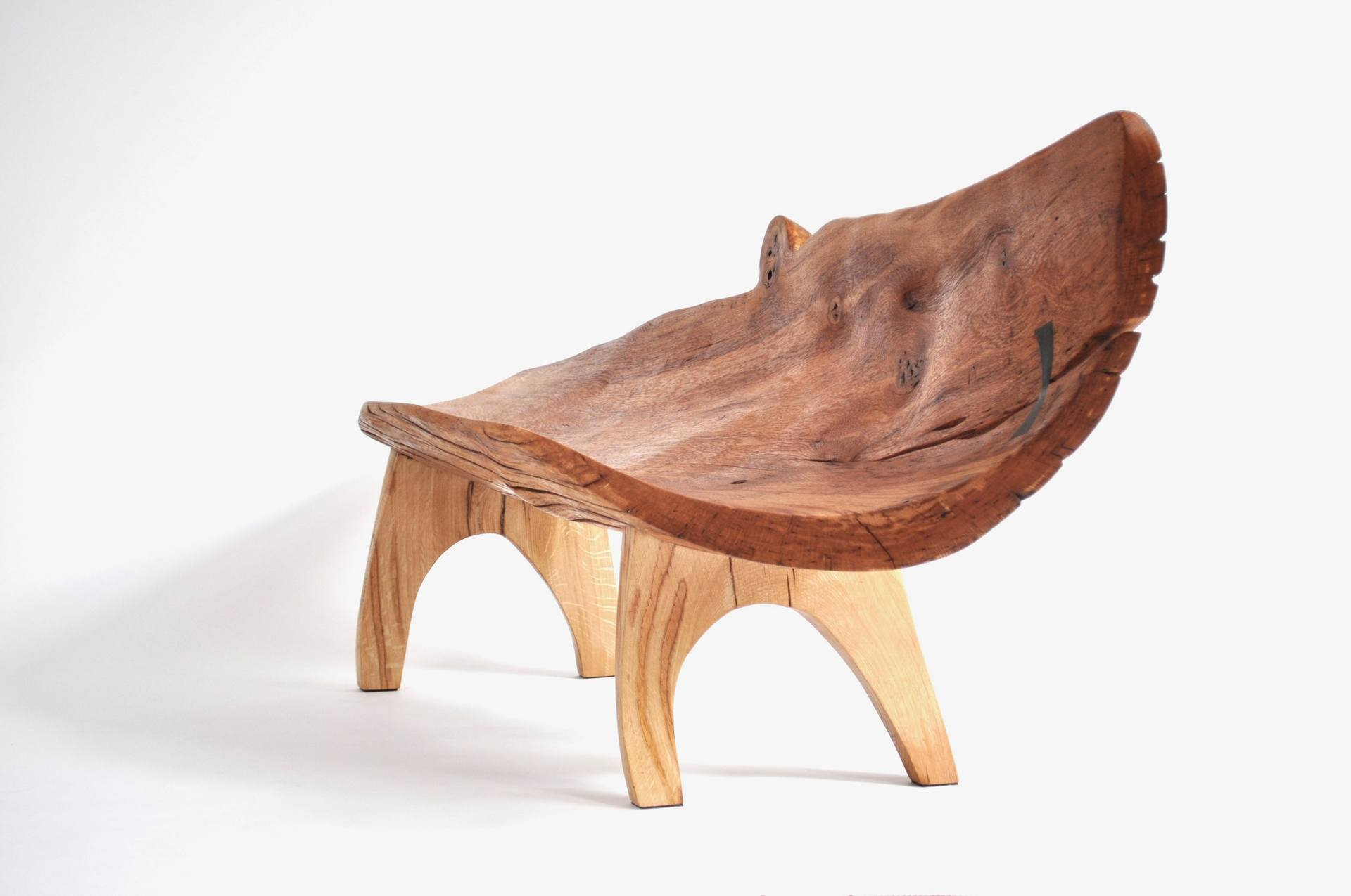 Jorg Interieur Bench Oak B1086 Sculpture By Jörg Pietschmann Saatchi Art