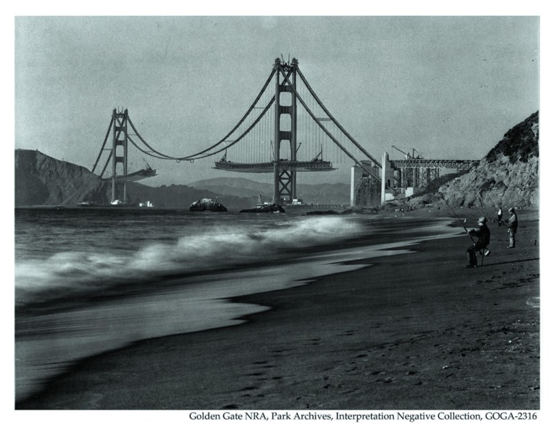 Remember When\u2026 The most famous bridge in the world almost wasn\u0027t