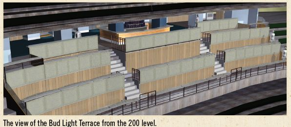 Minnesota Wild  Xcel Energy Center to Revamp Club Level; Add Party