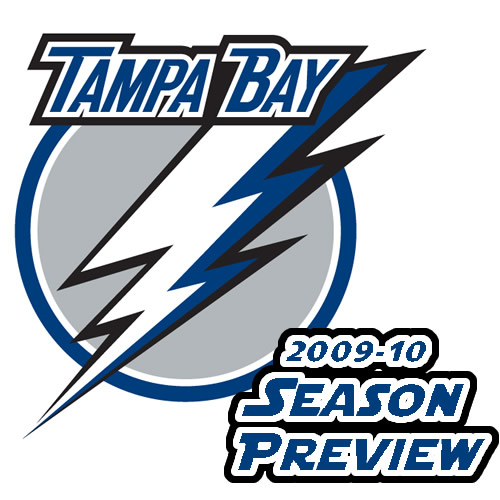2009-10 Tampa Bay Lightning season preview - Raw Charge