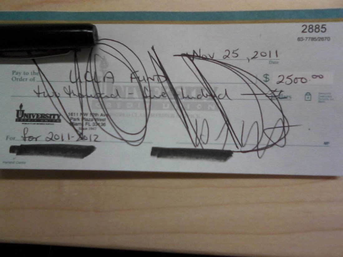 How To Write A Check Void By Forrest J Ackerman Contract Void Letter