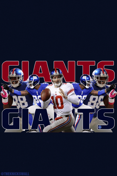 New York Giants Wallpapers - Big Blue View