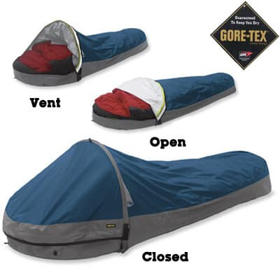 A Beginner\u0027s Guide to Waterproof Bivy Sacks How to Choose - Section - sac shelter