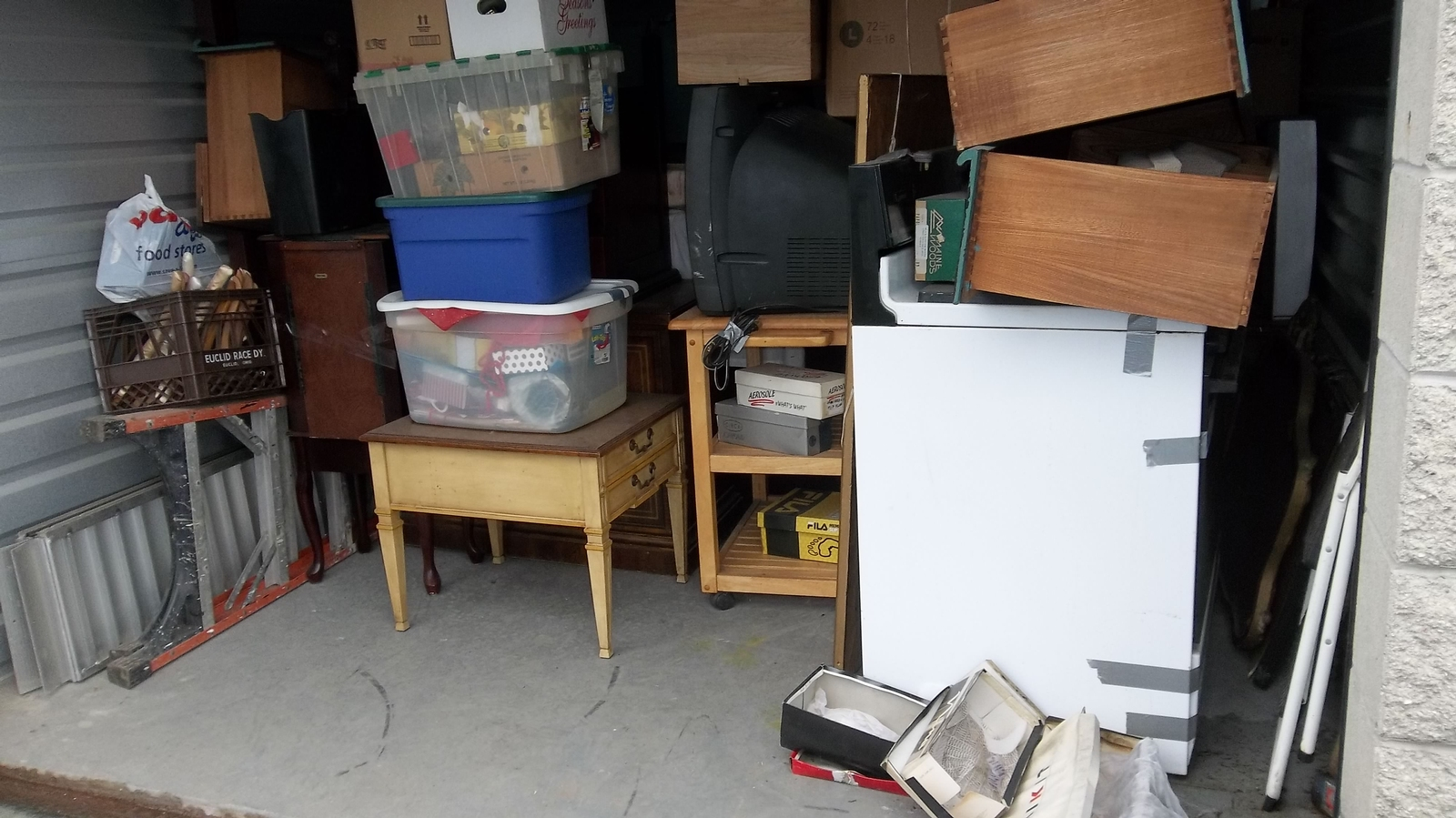 Public Storage Columbus Storage Unit Auction 57304 Columbus Oh