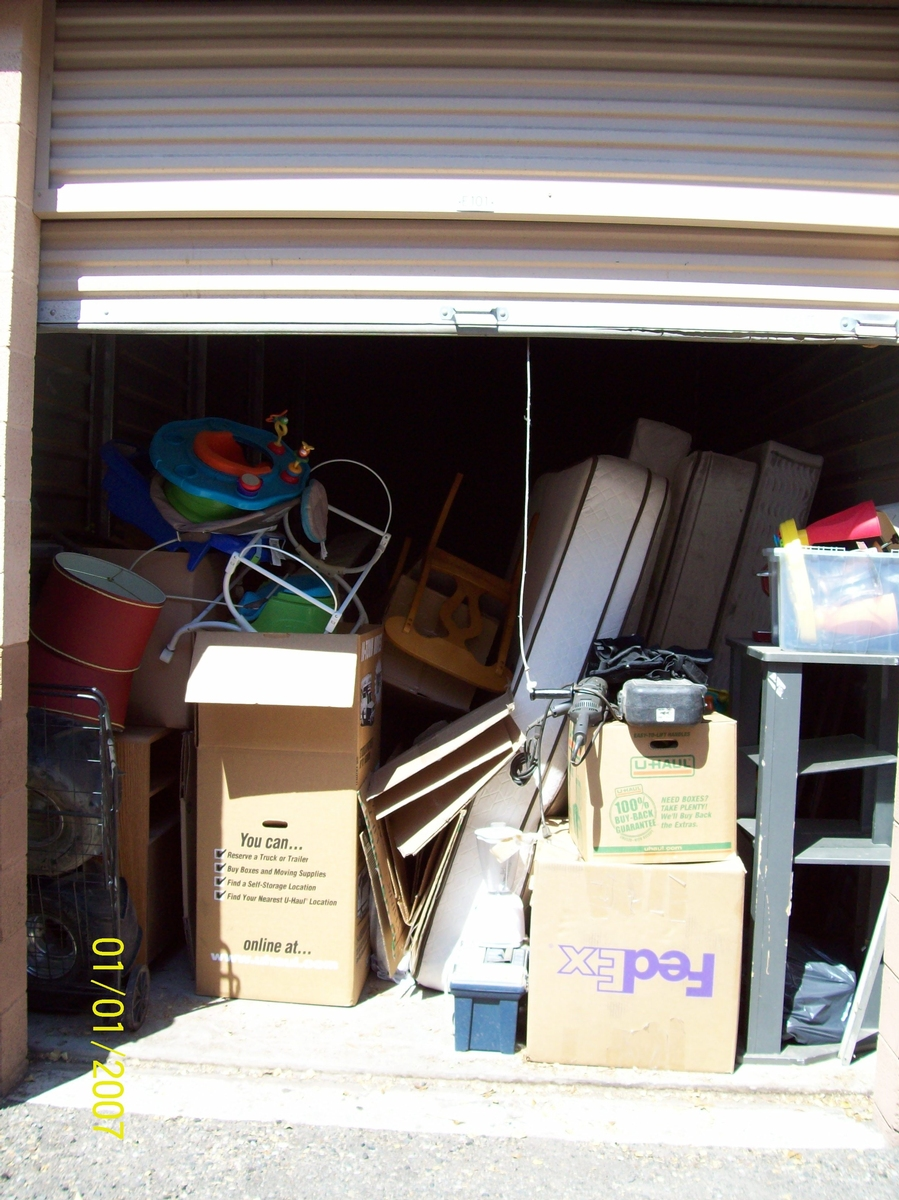 Peoria Storage Storage Unit Auction 6020 Peoria Az Selfstorageauction