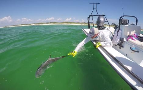 Panama City Beach Fishing Charters, Guides  Sport Fishing