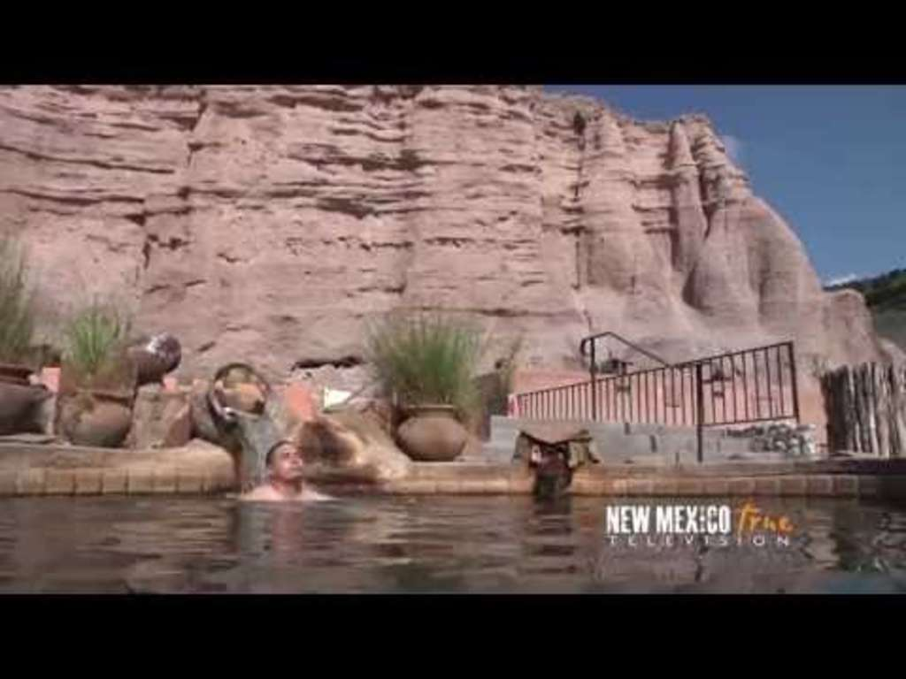 Mesa Tv Salon Relax New Mexico Tourism Hot Springs Spa Resort