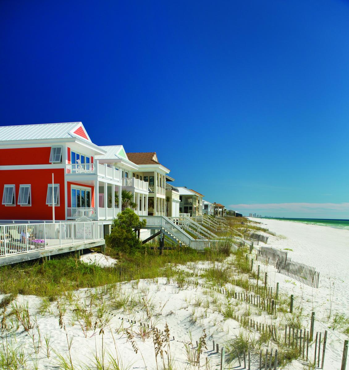 Houses For Rent With A Garage Near Me Beach Houses Townhome Rentals Panama City Beach Fl