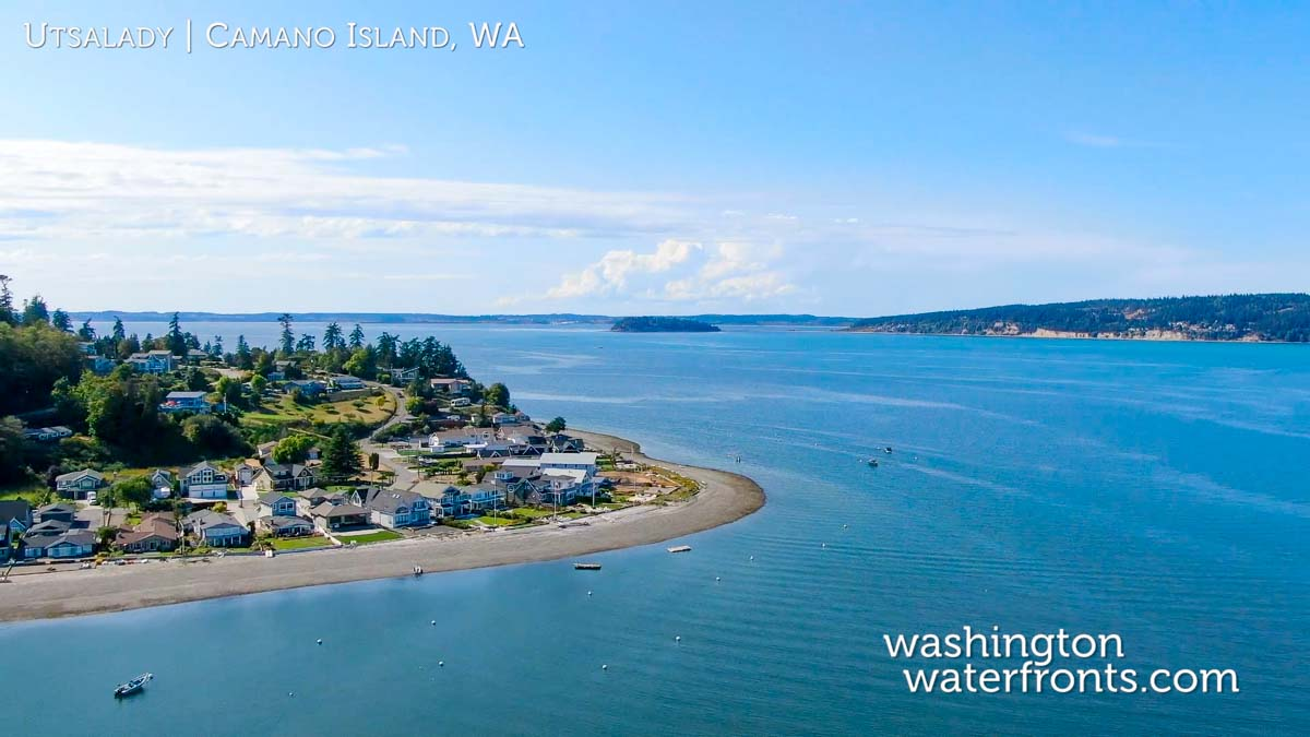 Camano Island Waterfront Homes Local Waterfront Specialists
