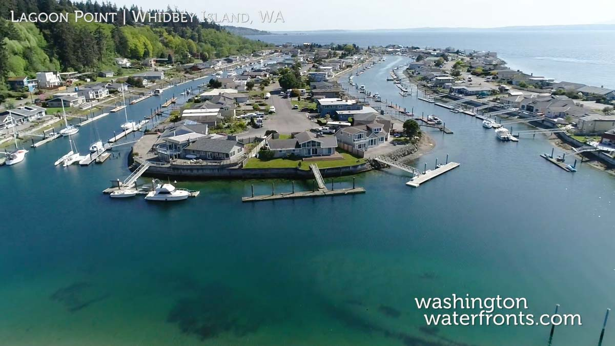Lagoon Point Waterfront Homes In Whidbey Island Wa Local Waterfront Specialists