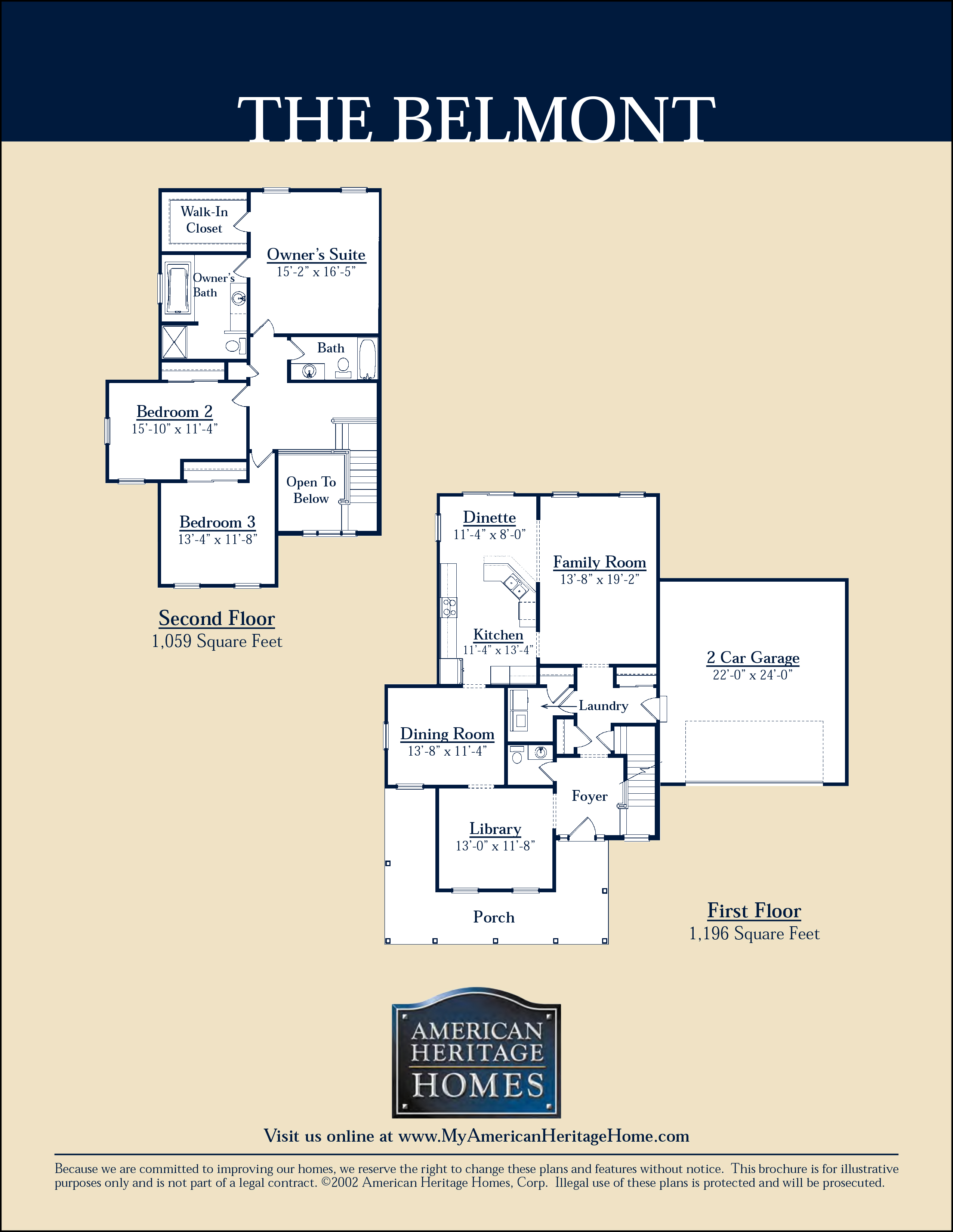 Us Homes Floor Plans Us Home Corp Floor Plans