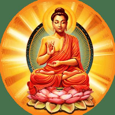 Hd Wallpaper Gautam Buddha Colourful Buddha Transparent Png Stickpng