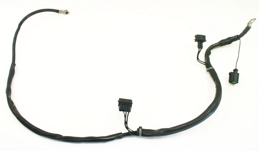00 audi a4 wiring harness