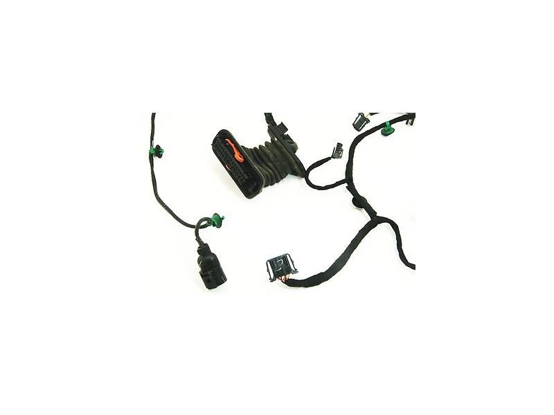 2006 vw jetta door wiring harness replacement