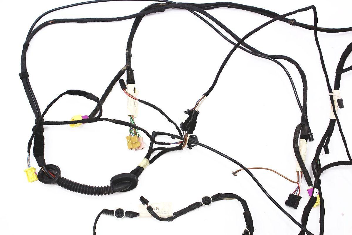 mk4 golf hatch wiring harness