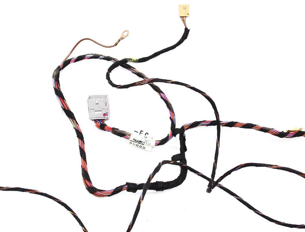 audi tt wiring harness
