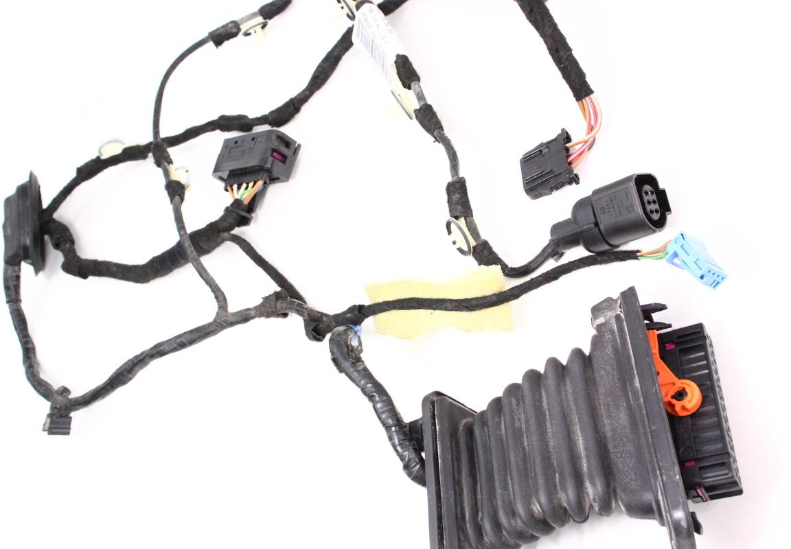 Vw Door Wiring Harness Auto Electrical Diagram Rh Rear 05 10 Jetta Mk5